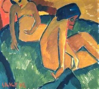 Two Women (Zwei Frauen)