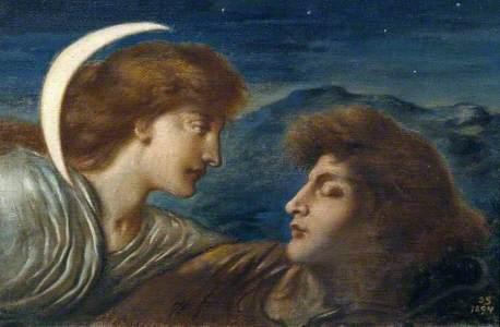 The Moon and Sleep