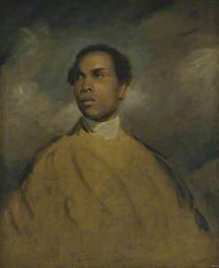 A Young Black (?Francis Barber)