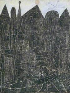 Large Black Landscape (Grand Paysage noir)