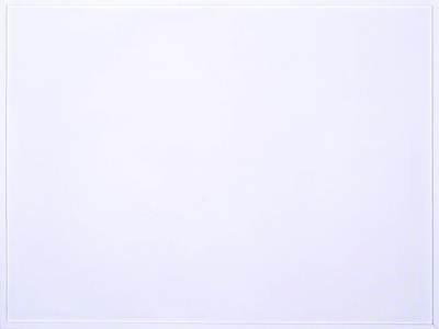 Monochrome White Painting