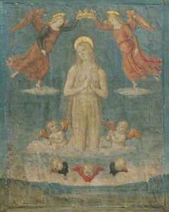 The Ecstasy of Saint Mary Magdalene