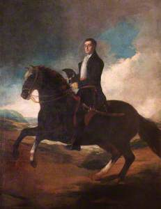 Equestrian Portrait of the 1st Duke of Wellington (1769–1852)
