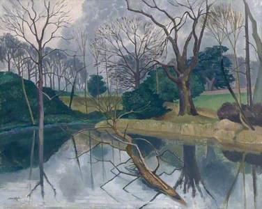 The Lake, Little Horkesley Hall
