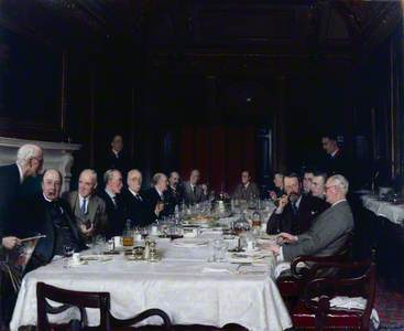 The Royal Academy Selection and Hanging Committee, 1938