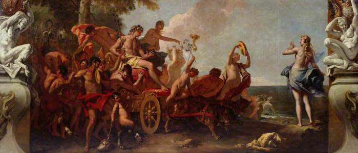 The Meeting of Bacchus and Ariadne