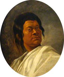 Omai, a Polynesian