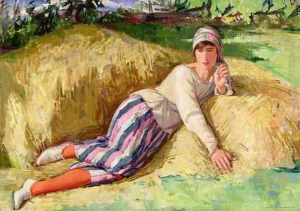 Cecile Walton