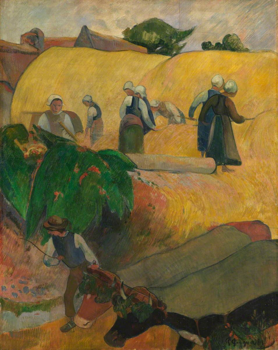 The Haystacks