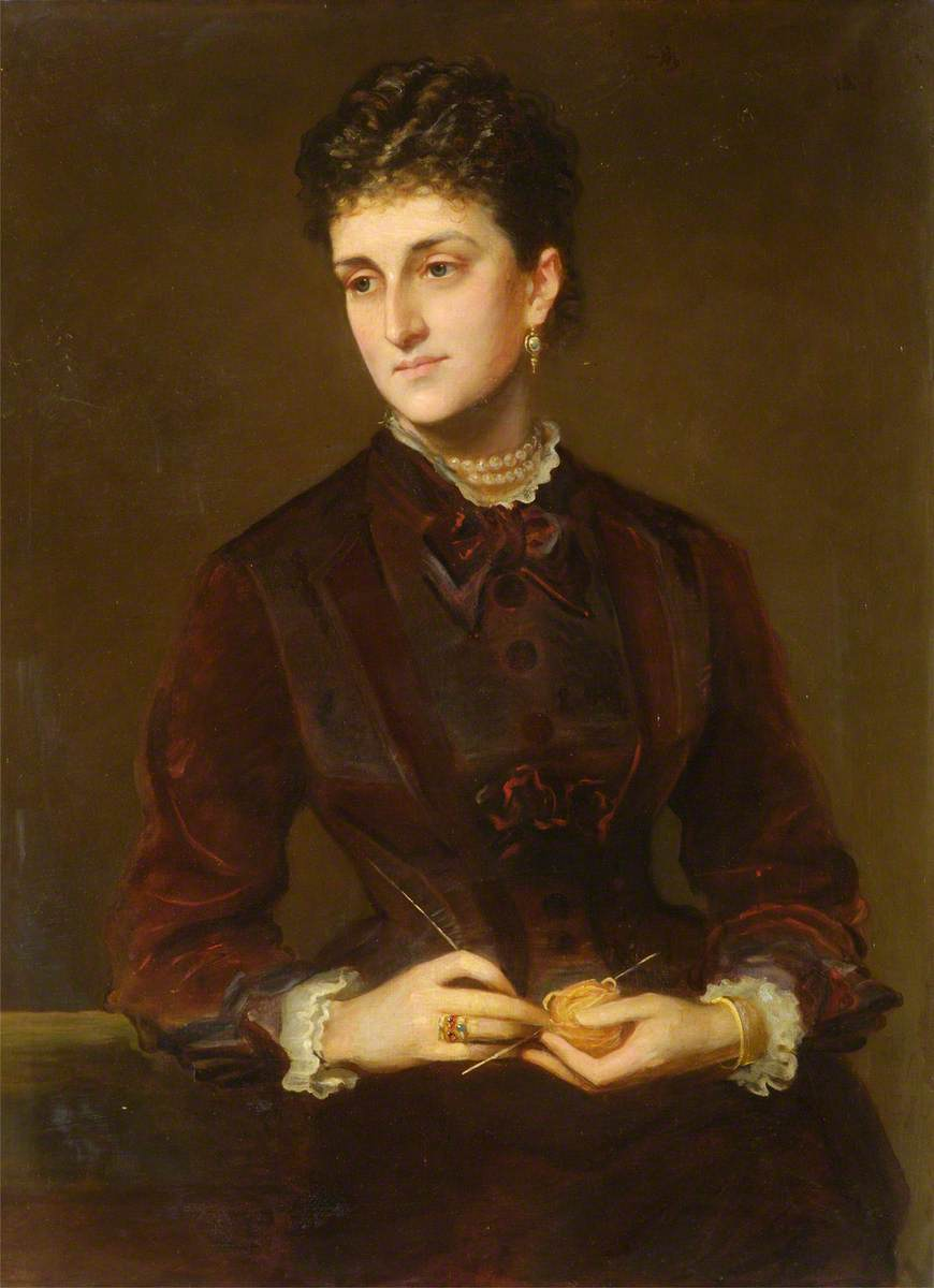 Lady Gordon Cathcart