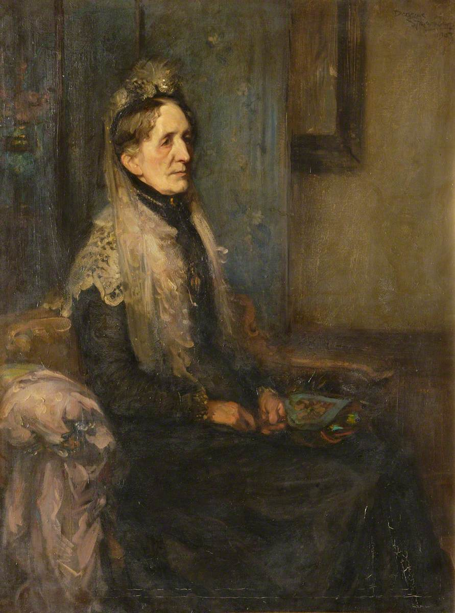 Mrs Watt, Mother of James Cromar Watt