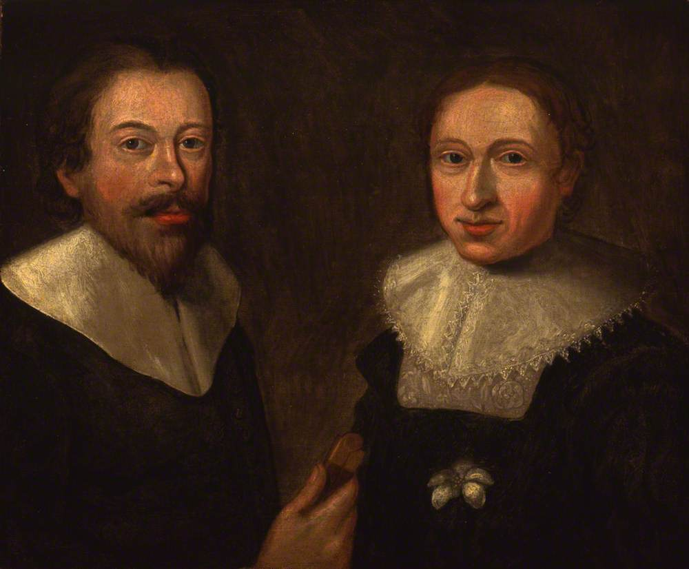 David Anderson, Architect, and His Wife, Jean Guild