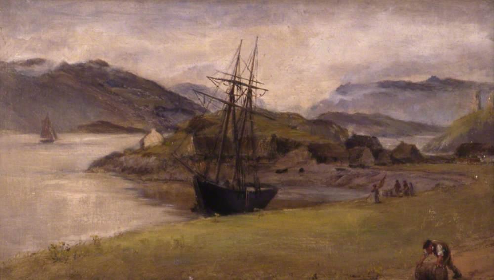 At Kyleakin, Isle of Skye