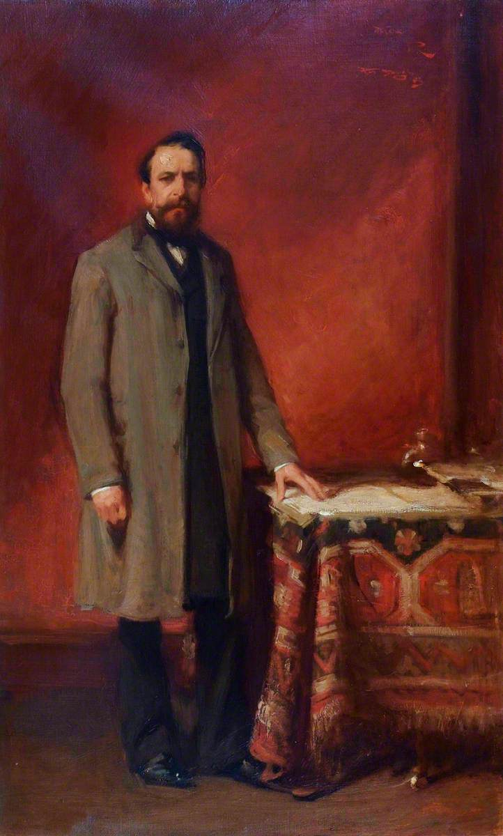 Peter Esslemont, Lord Provost of Aberdeen (1880–1882)