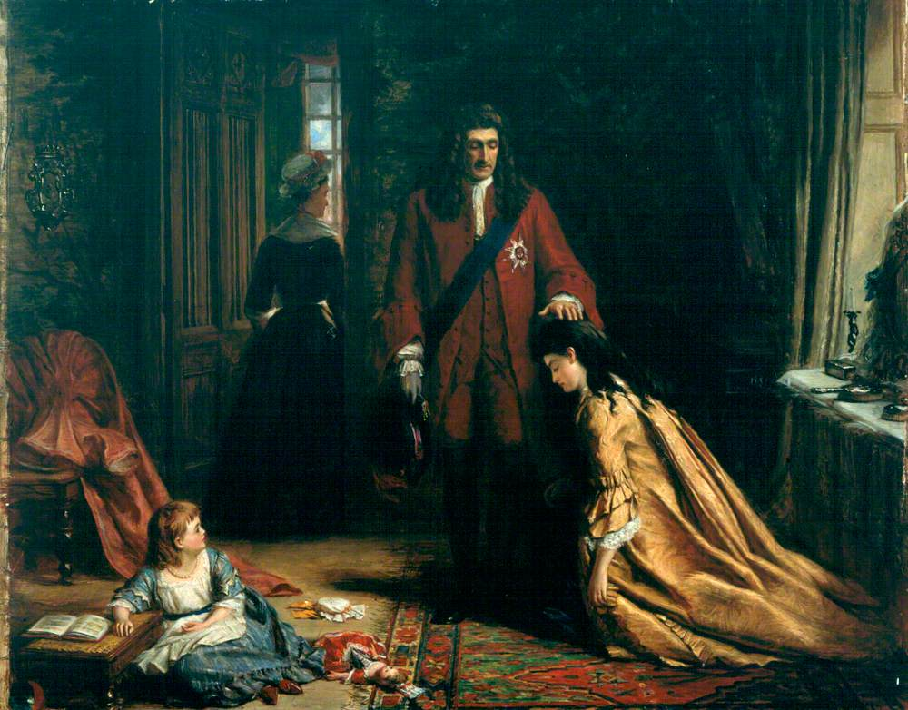 Incident in the Life of Lady Mary Wortley