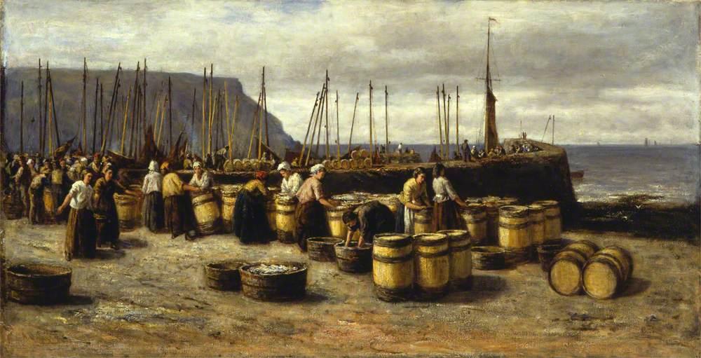 The Herring Harvest