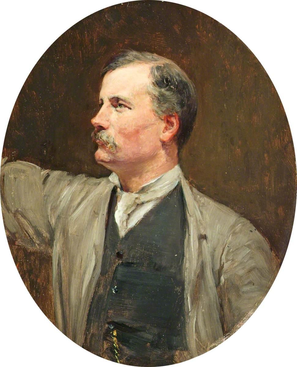 Sir Thomas Brock (1847–1922), RA