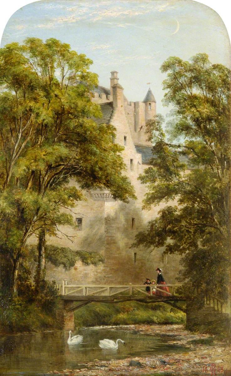 Cawdor Castle, Moray