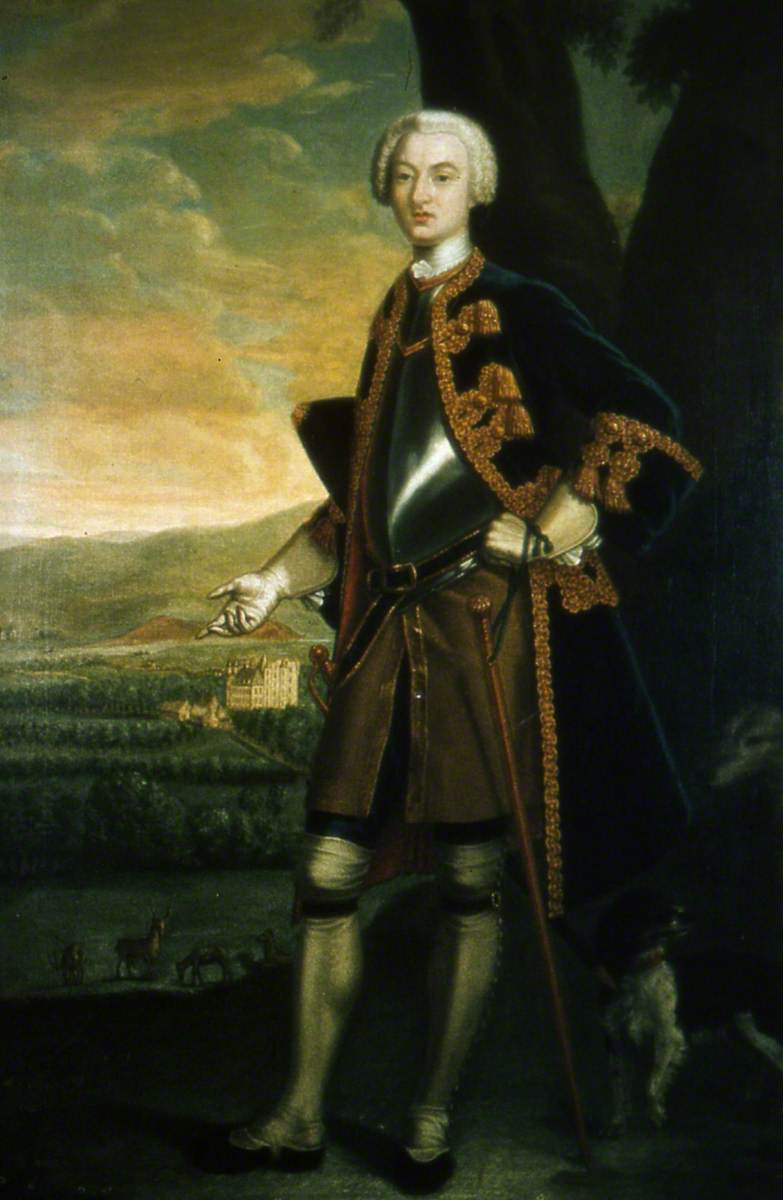 Cosmo George (1720–1752), 3rd Duke of Gordon