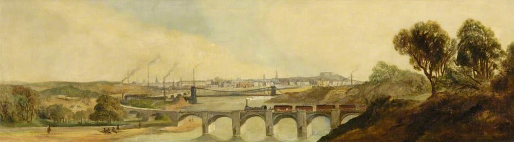 A South Prospect of Aberdeen