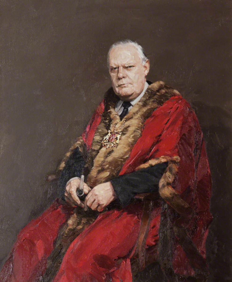 Henry Rae, Lord Provost of Aberdeen (1984–1988)