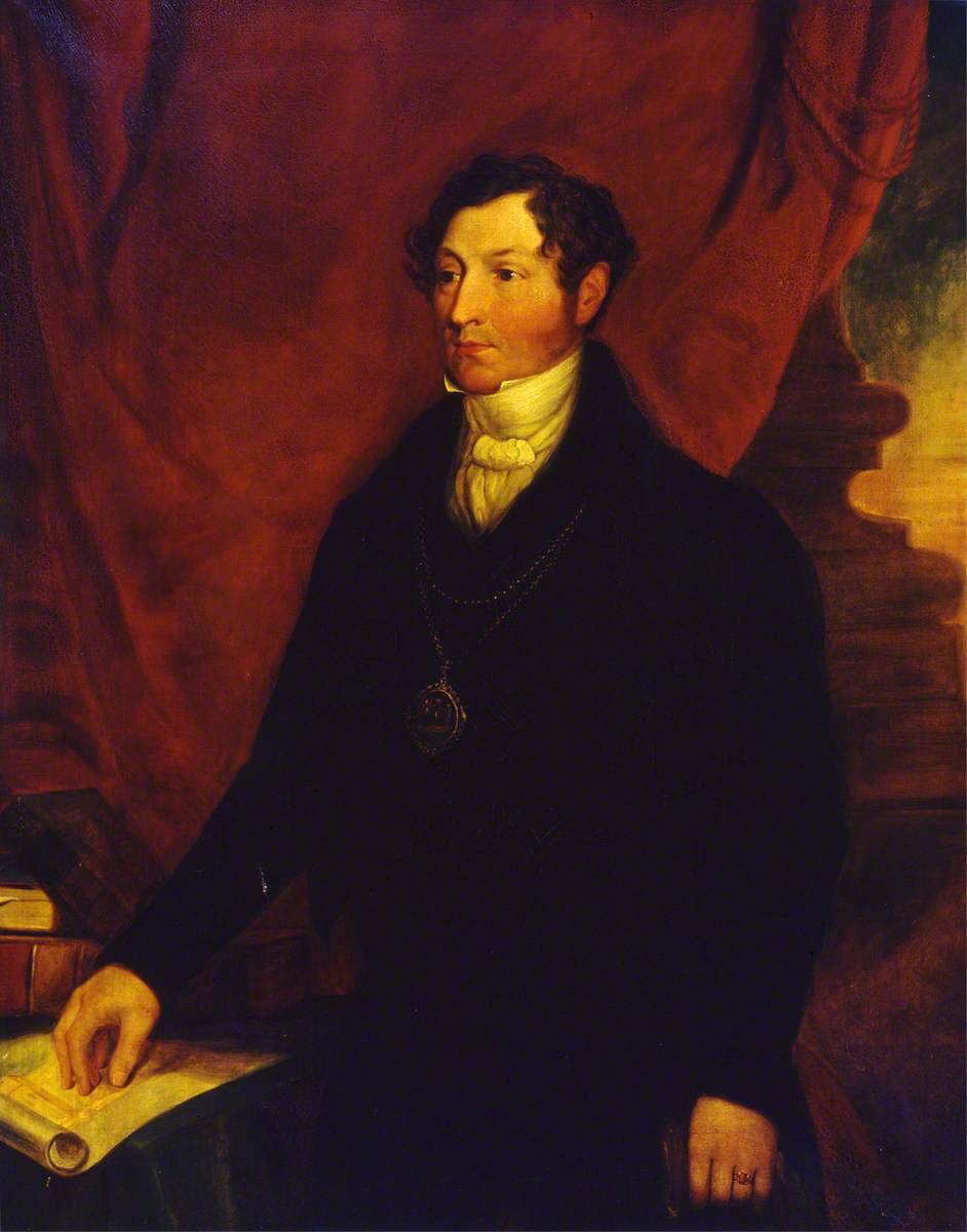 Sir Thomas Blaikie, Provost of Aberdeen (1839–1847 & 1853–1856)