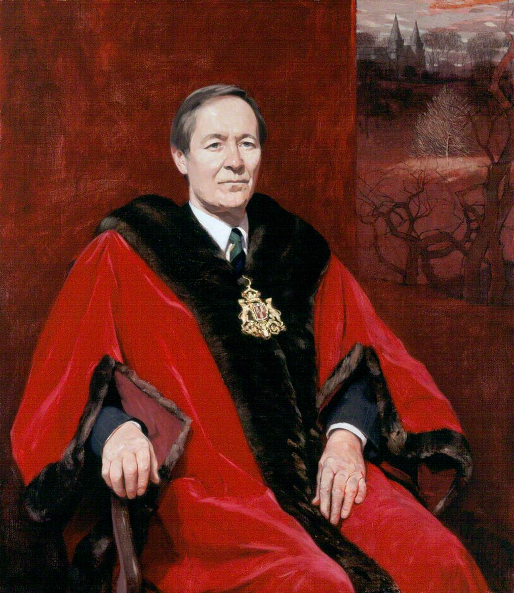 James Wyness, Lord Provost of Aberdeen