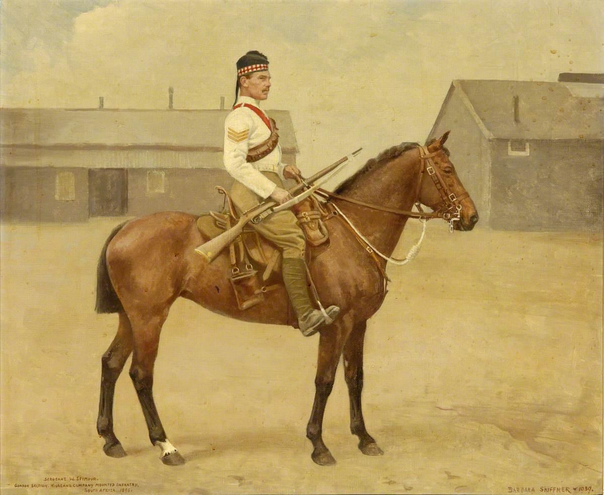 Sergeant W. Seymour