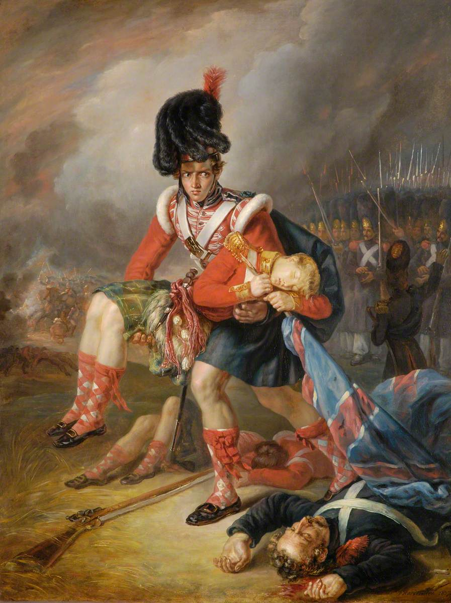 An Incident of Waterloo