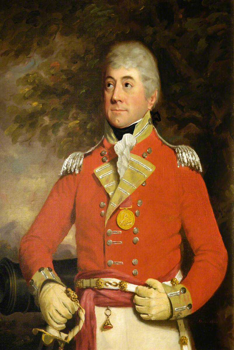 Major James Dunsmore
