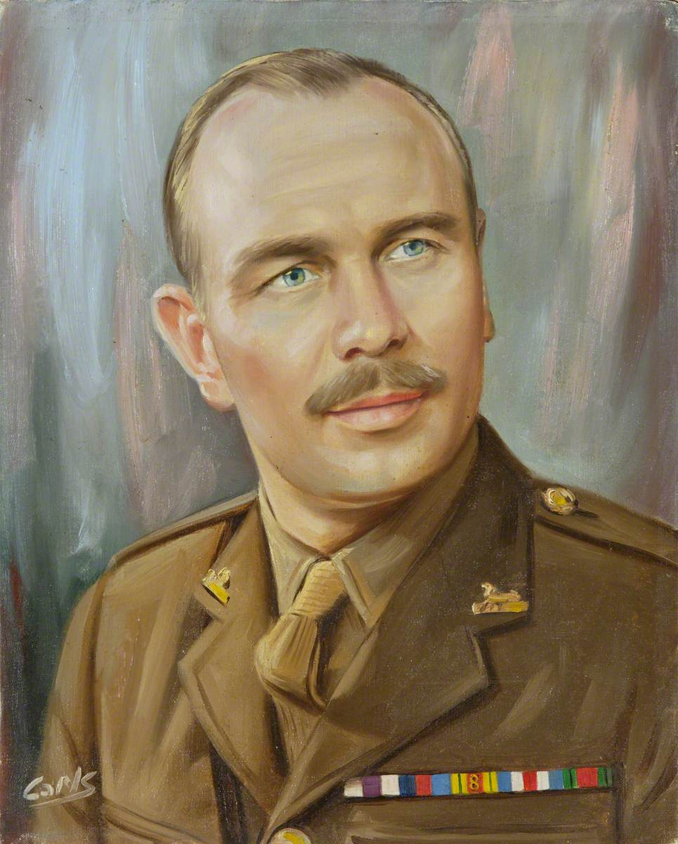 Major Reginald Wylie Petrie, MC
