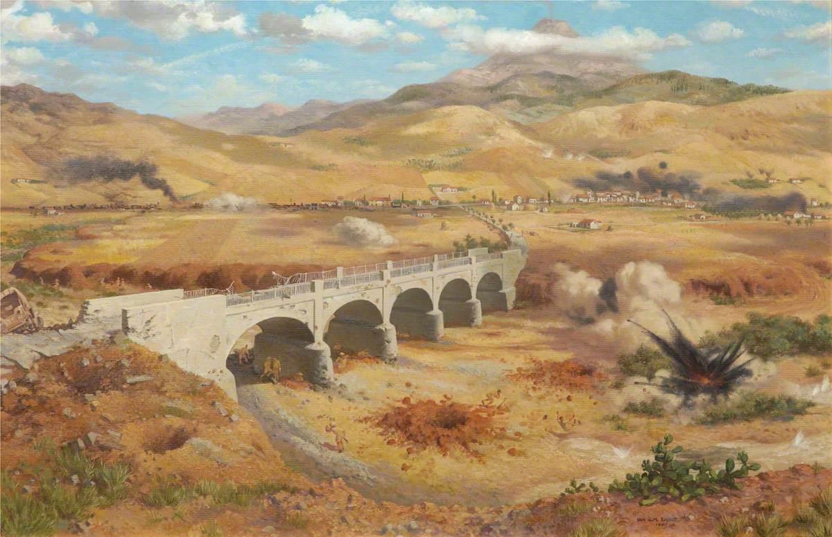 The Battle of Sferro