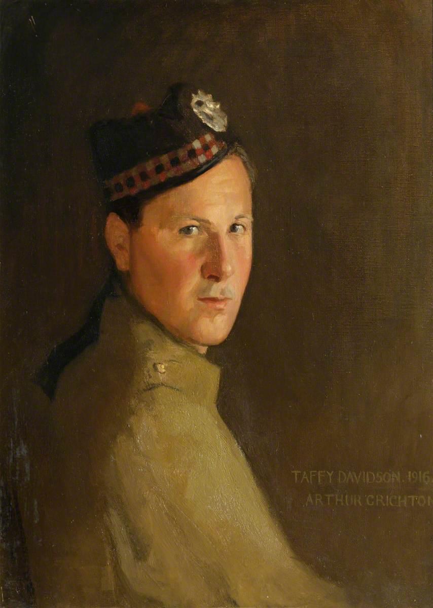 Major Arthur Crichton