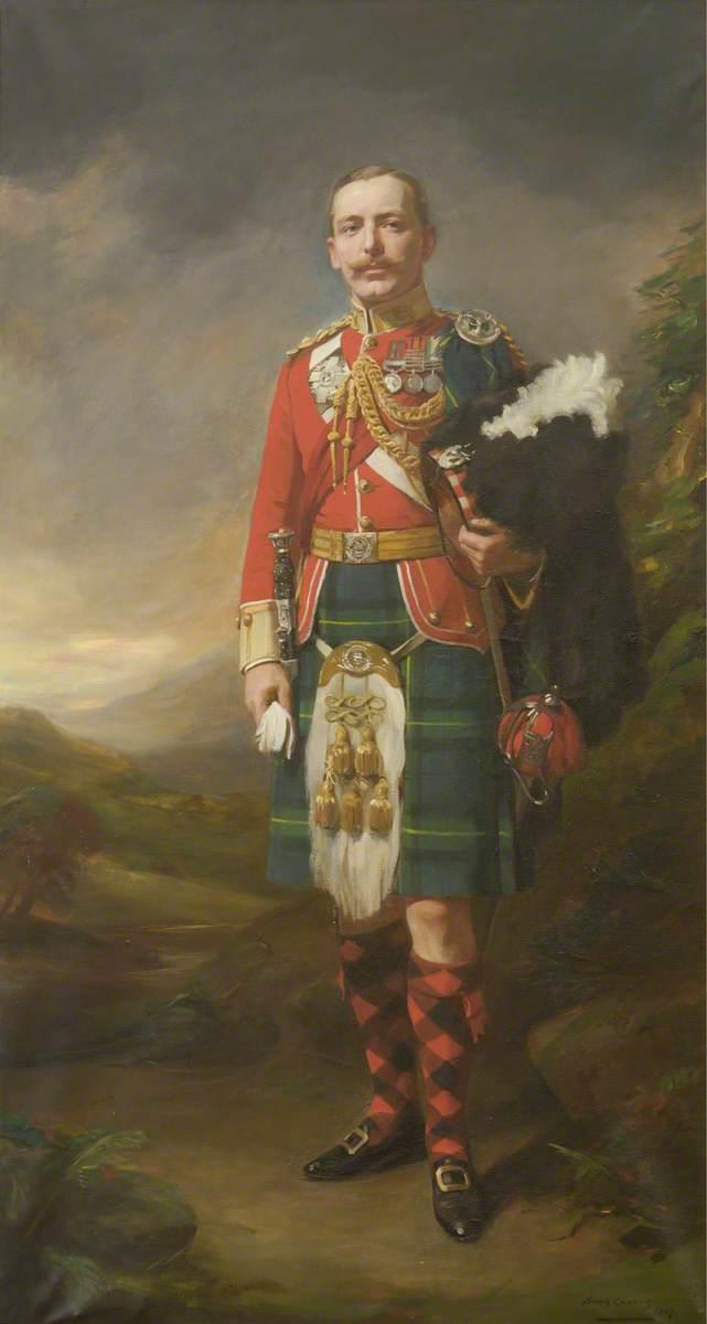 Captain J. M. McLaren
