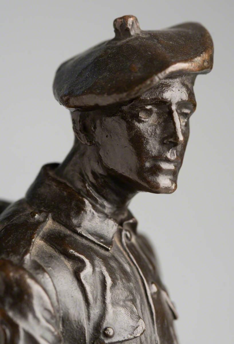 51st (Highland) Division Soldier