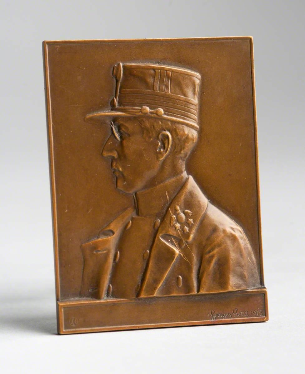 Albert Léopold Clément Marie Meinrad (1875–1934), Albert I of Belgium (1909–1934)