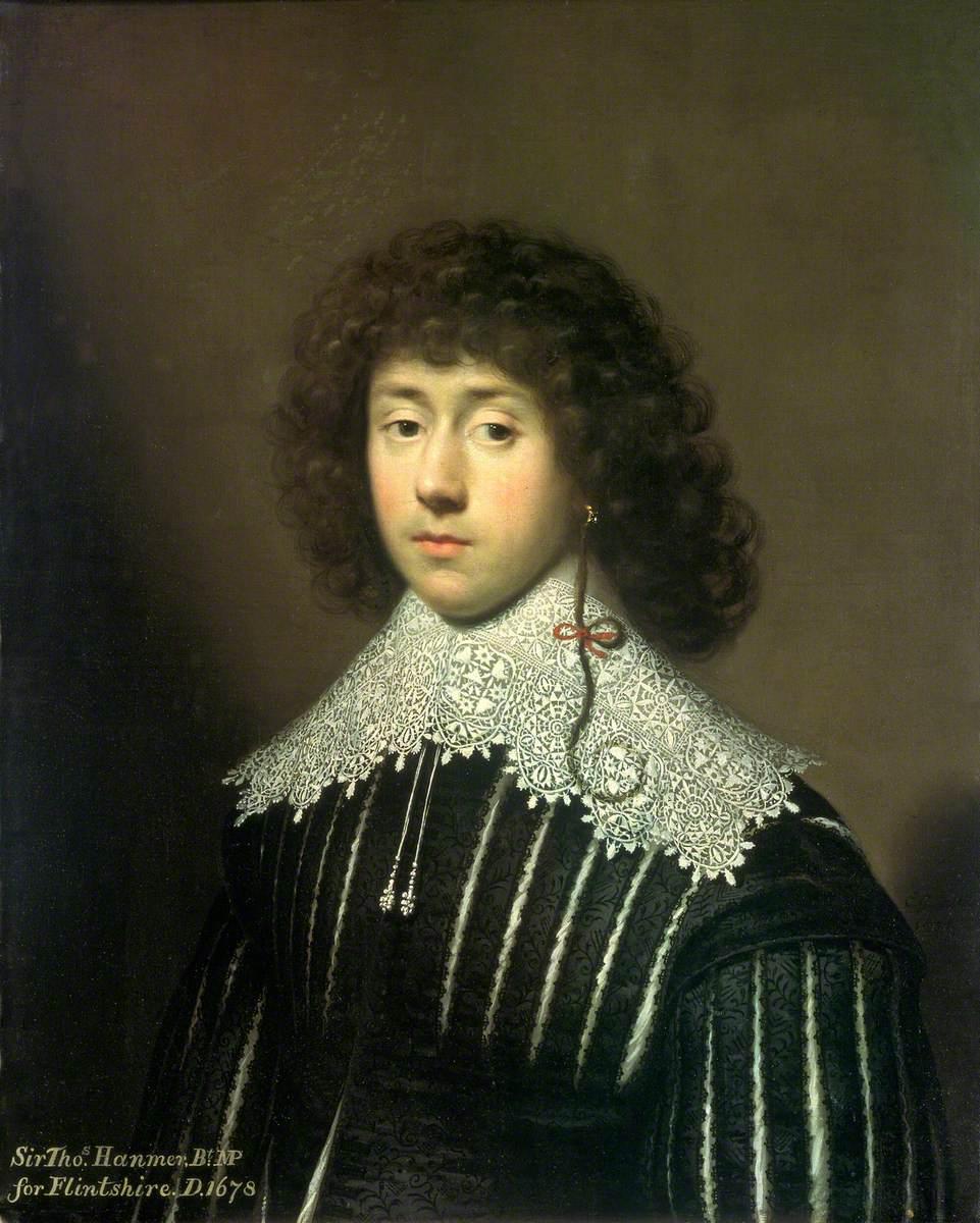 Sir Thomas Hanmer (1612–1678)