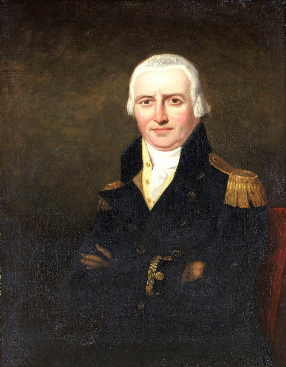 Admiral Sir Erasmus Gower (1742–1814)