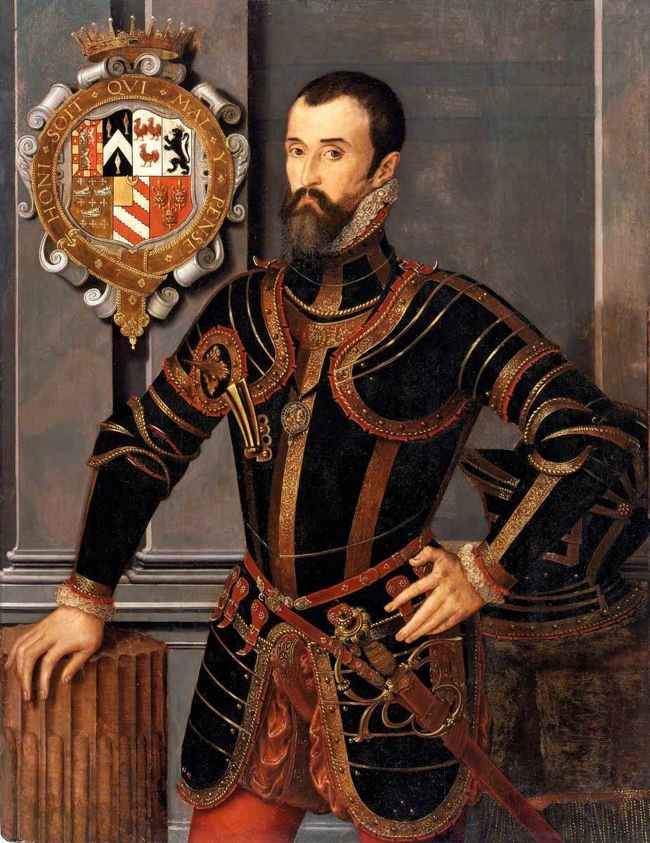 William Herbert (1501–1570), 1st Earl of Pembroke