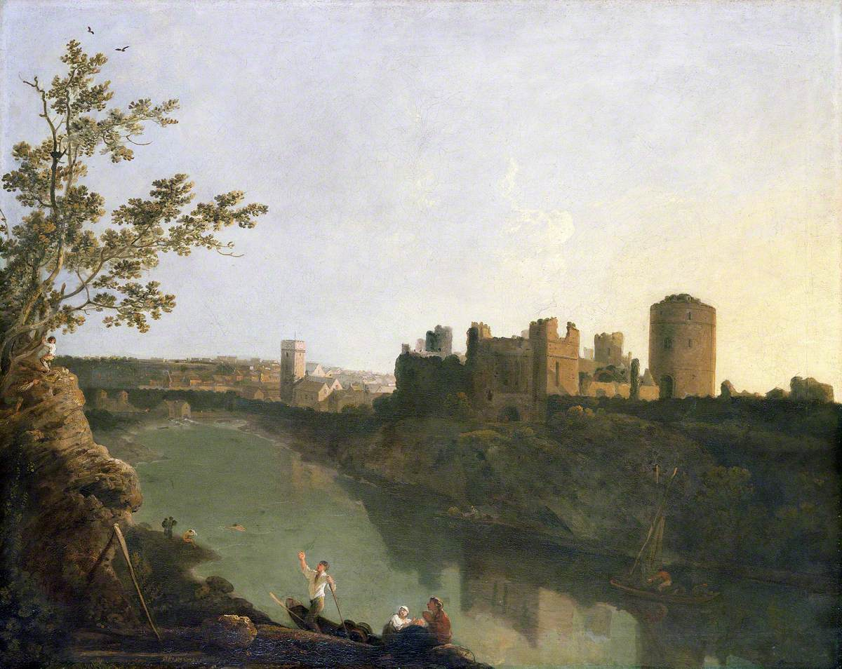 Pembroke Town and Castle