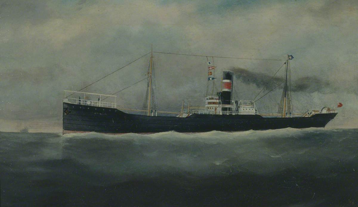SS 'Etonian'