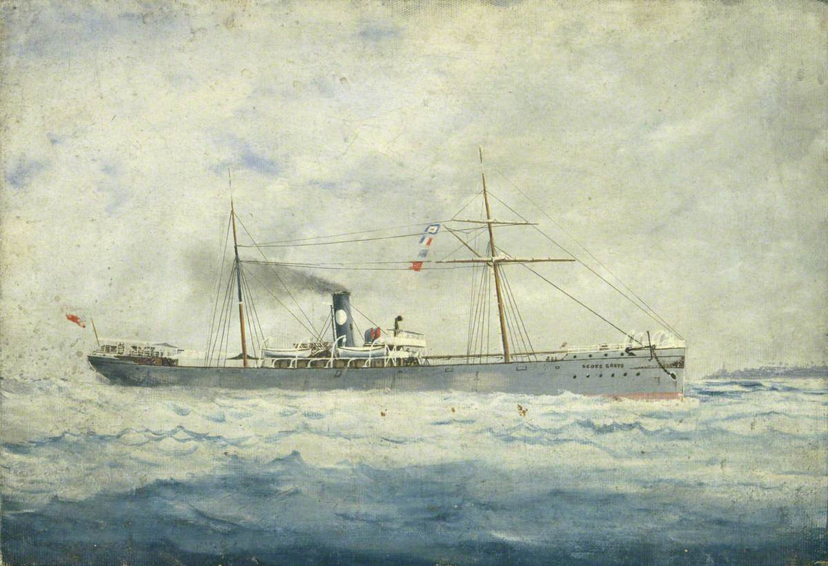 SS 'Scots Greys'