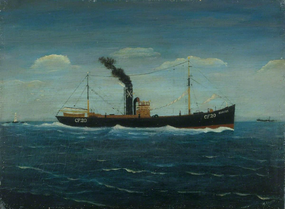 Trawler 'Hirose'