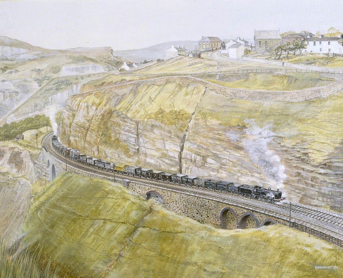 Clydach Gorge, Gelli Felen