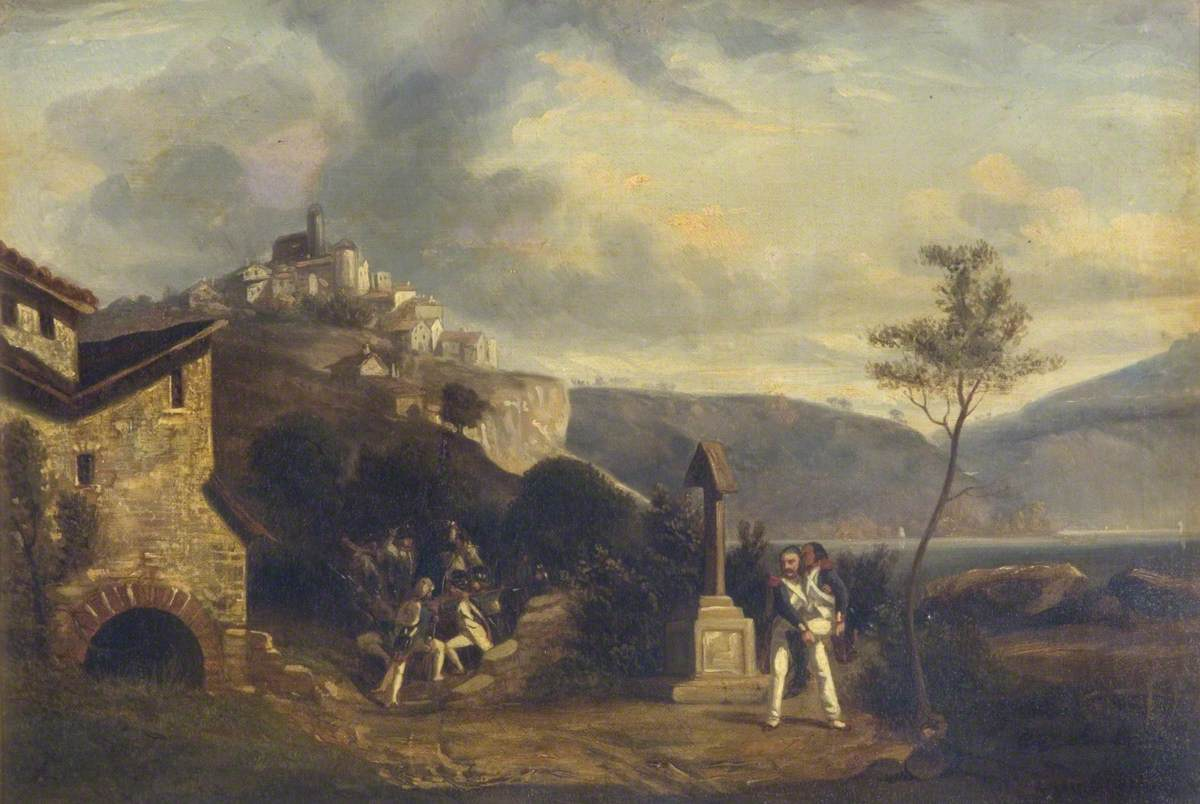 An Incident in the Napoleonic Wars
