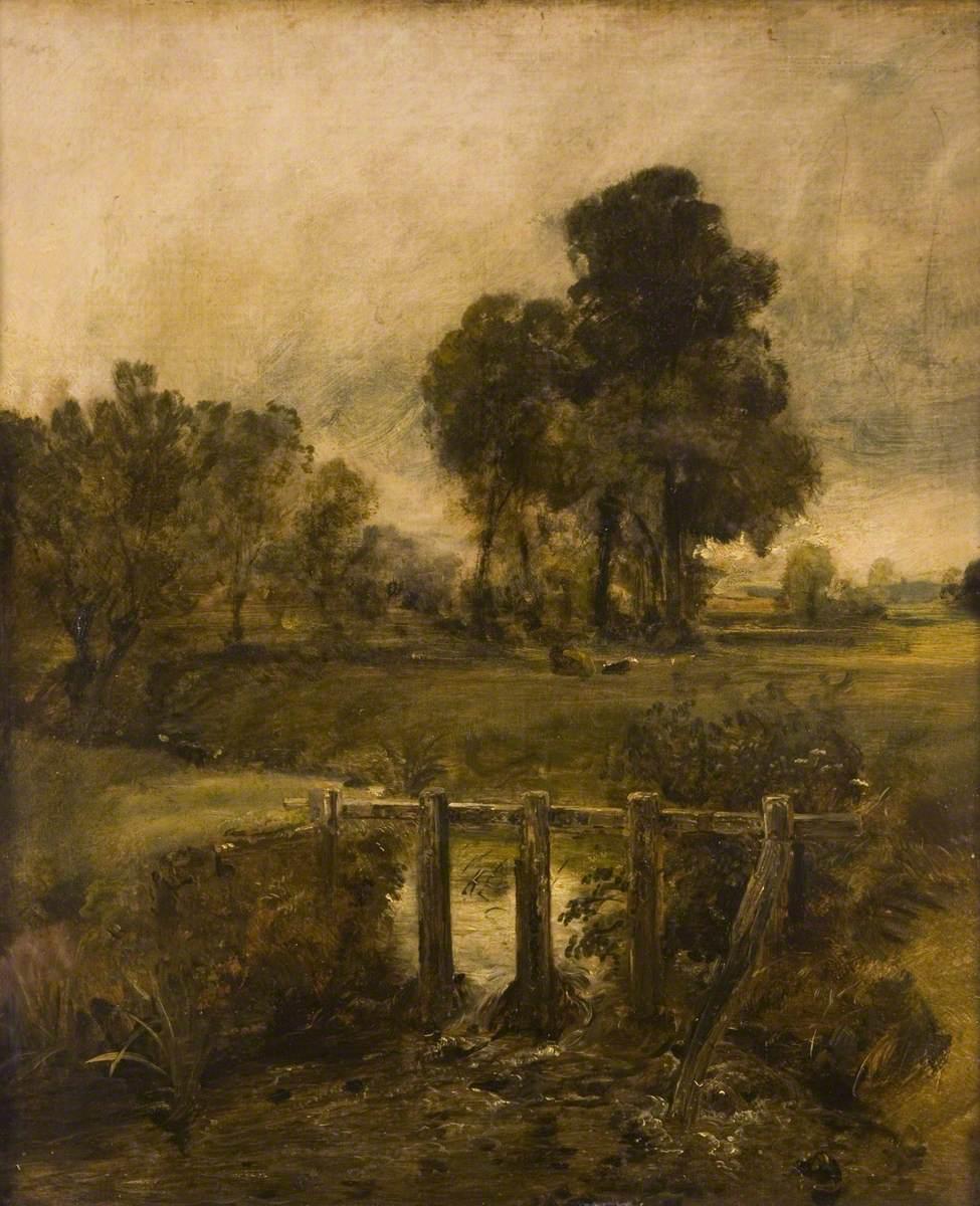 Landscape near Dedham