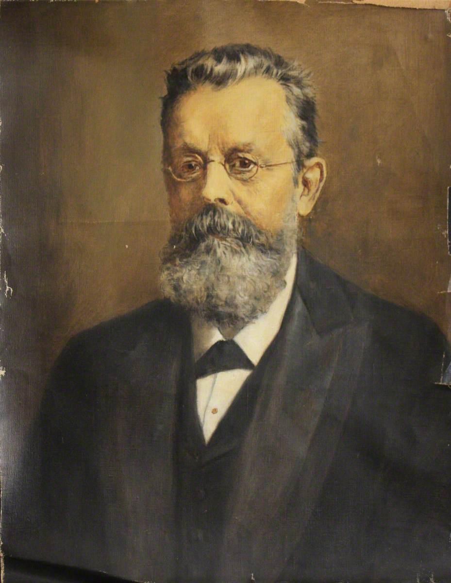 George Watson (1844–1907), of Hazell, Watson and Viney Ltd
