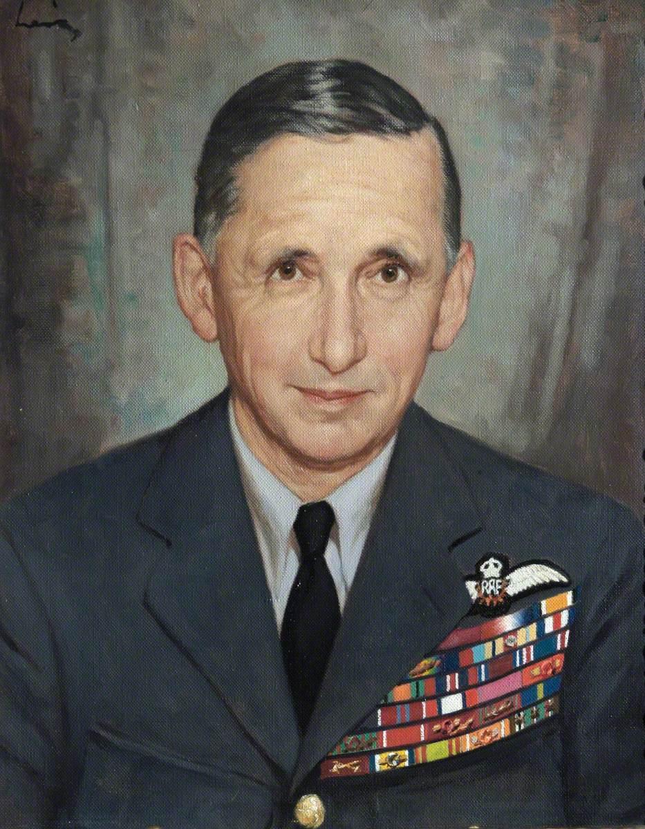 Arthur Tedder, 1st Baron Tedder
