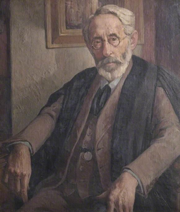 Allen William Seaby (1867–1953), Professor of Fine Art