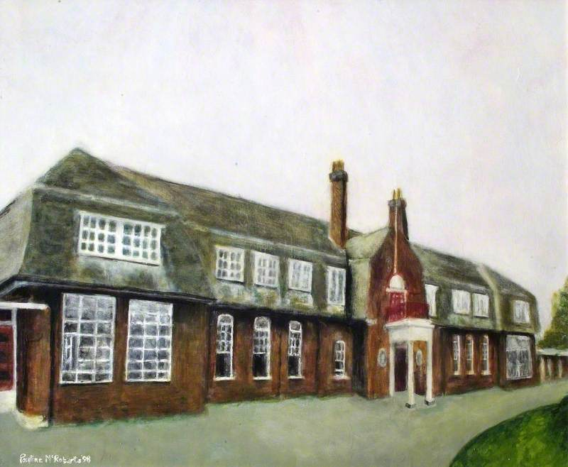 Newbury District Hospital, Berkshire